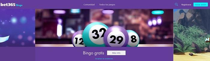Bingo Online de Bet365