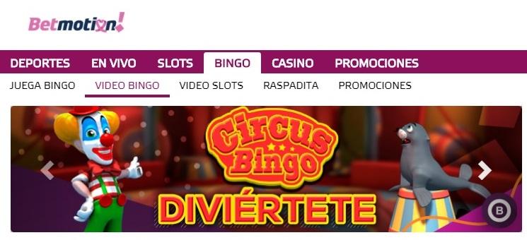 betmotion bingo online
