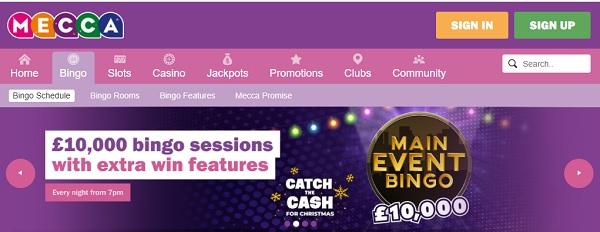 mecca bingo reino unido