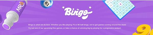 MrQ Bingo online