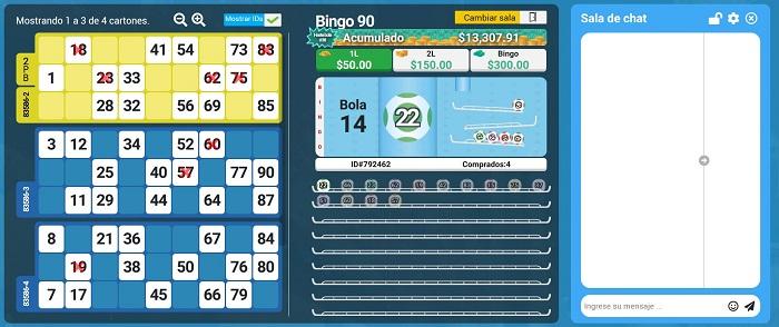 Bingo Online VeoWin