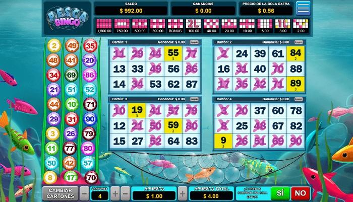 Los mejores juegos de Video bingo en Bodog