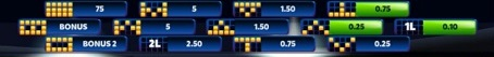 video bingo patrones