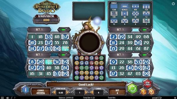 play n'go juegos de video bingo