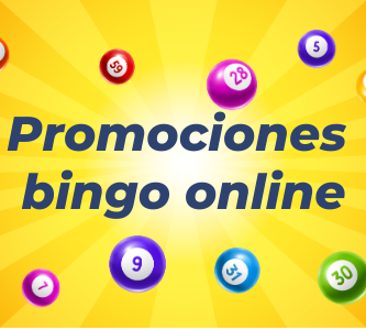 promociones bingo online