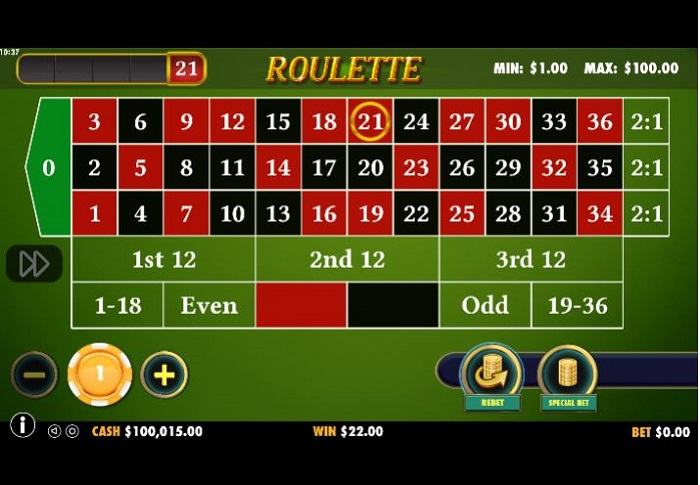 ruleta online casinos