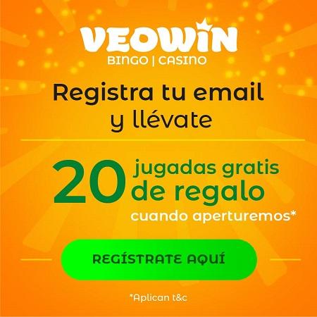Pre-registro en VeoWin