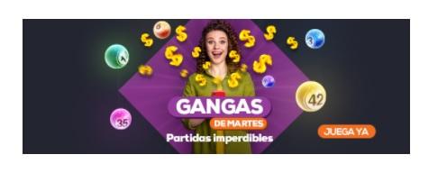 Promociones bingo online julio 2021