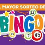 SORTEO DE BINGO ONLINE