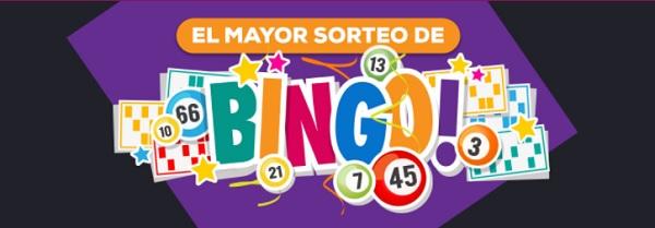 Promociones de bingo online agosto 2021